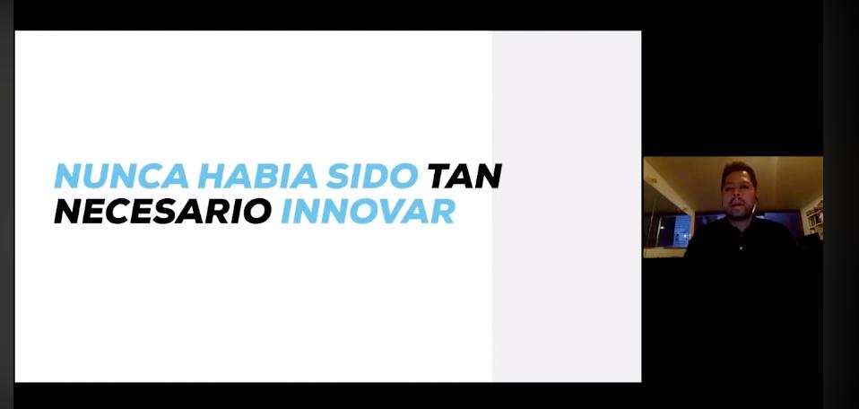COVID Innovations o cómo salir de la pandemia con innovación – Andrés Cedillo